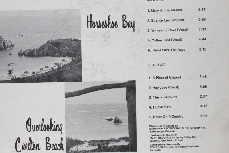 The Bermuda Merry-Makers - At Horseshoe Bay