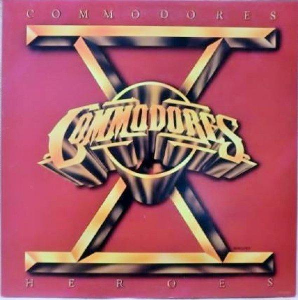 画像1: COMMODORES/HEROES/'80年 LIONEL RICHIE在籍!!!!  (1)