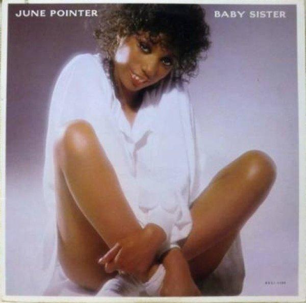 画像1: JUNE POINTER/BABY SISTER/'83年ソロアルバム!!!!  (1)