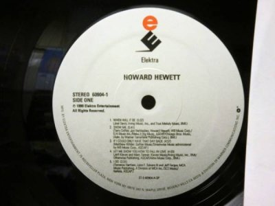 画像2: HOWARD HEWETT/SAME'90/WHO WILL IT BE収録