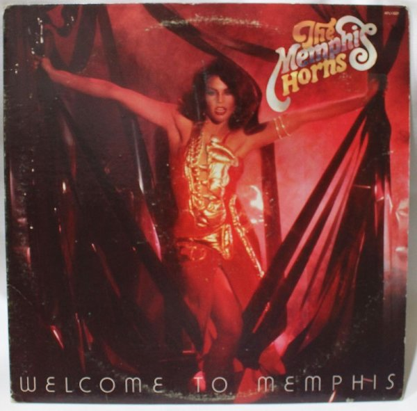 画像1: MEMPHIS HORNS/WELCOME TO MEMPHIS (1)