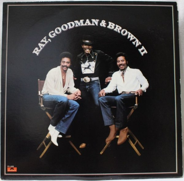画像1: RAY GOODMAN&BROWN/II (1)