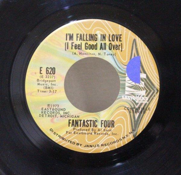 画像1: Fantastic Four / I'm Falling In Love (I Feel Good All Over) / I Believe In Miracles (I Believe In You)  (1)