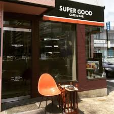 Cafe & Bar SUPER GOOD